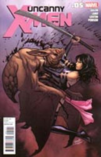 Uncanny X-Men vol 2 # 5