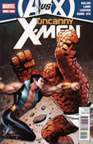 Uncanny X-Men vol 2 # 12