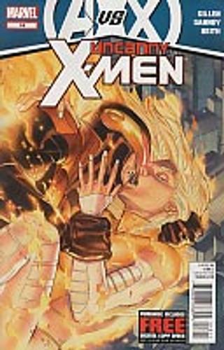Uncanny X-Men vol 2 # 18