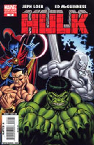 Hulk # 12b Limited Variant