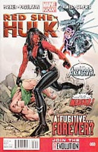 Red She-Hulk # 059