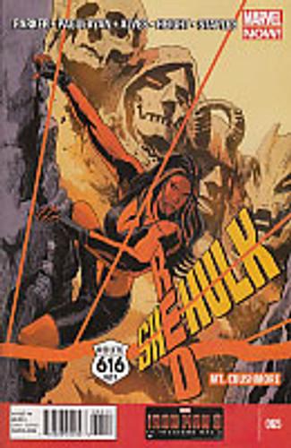 Red She-Hulk # 065
