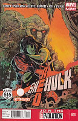 Red She-Hulk # 066