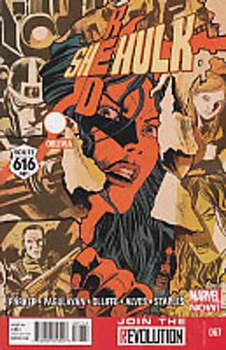 Red She-Hulk # 067