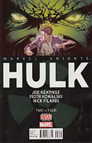 Marvel Knights: Hulk # 2