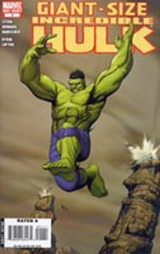 The Incredible Hulk: Giant-Size - One-Shot # 1