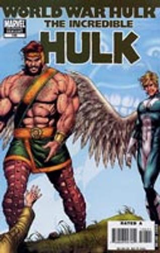 The Incredible Hulk # 106 (2nd Print Variant)