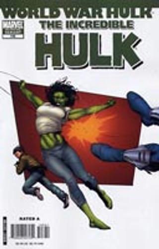 The Incredible Hulk # 106 (3rd Print Variant)