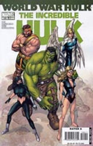 The Incredible Hulk # 109
