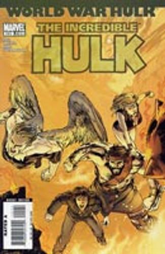 The Incredible Hulk # 111