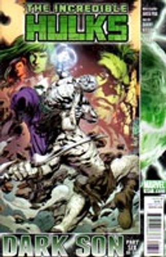 The Incredible Hulks: Dark Son # 617