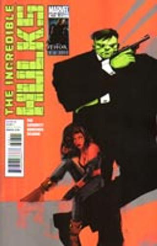 The Incredible Hulks # 626