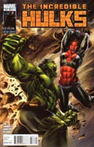 The Incredible Hulks # 627
