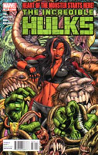 The Incredible Hulks # 630