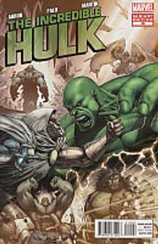 The Incredible Hulk # 15b Limited Variant