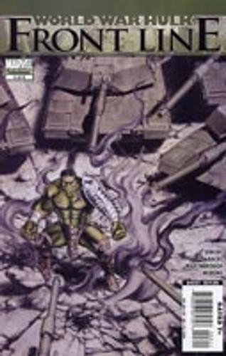 War Hulk: Front Line Limited Series # 3