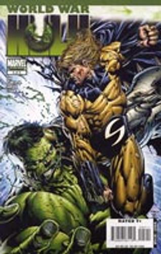 World War Hulk Limited Series # 5