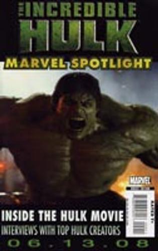 The Incredible Hulk: Marvel Spotlight