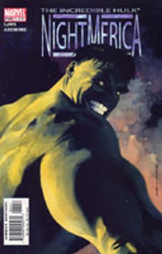 The Incredible Hulk: Nigh Merica # 4