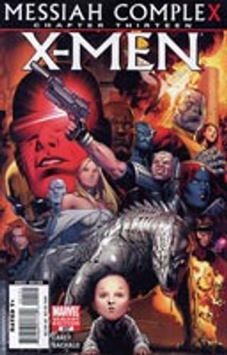 X-Men vol 1 # 207b limited variant