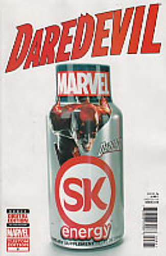 Daredevil vol 4 # 8 Limited Variant