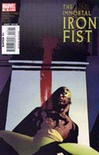 The Immortal Iron Fist # 18