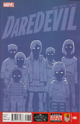 Daredevil vol 4 # 8a
