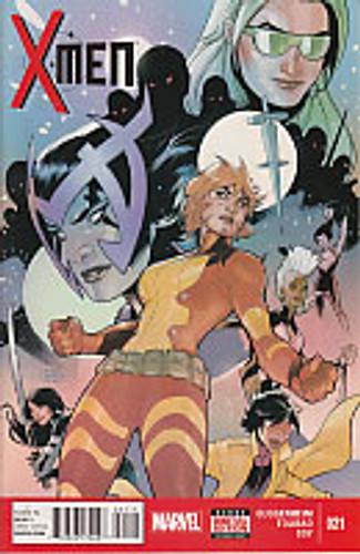 X-Men # 21