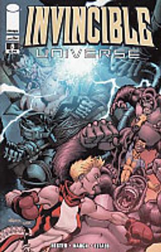Invincible: Universe # 5