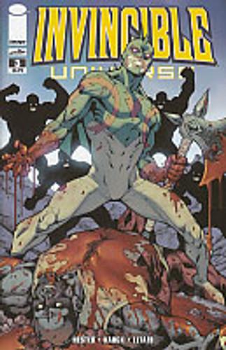 Invincible: Universe # 3