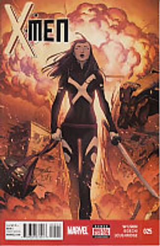 X-Men # 25