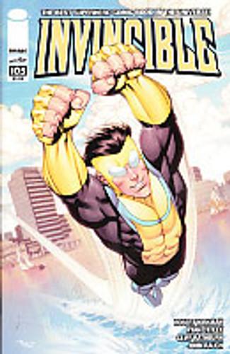 Invincible # 105