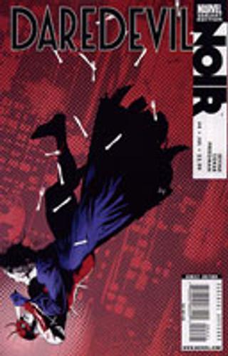 Daredevil: Noir # 4b Limited Variant