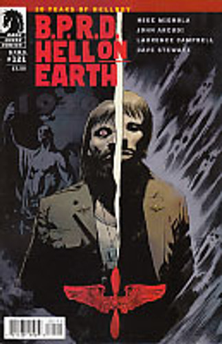 BPRD: Hell on Earth # 121