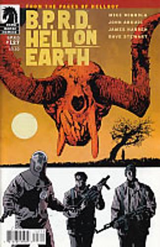 BPRD: Hell on Earth # 127
