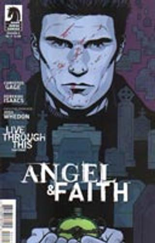 Angel & Faith # 4b limited variant
