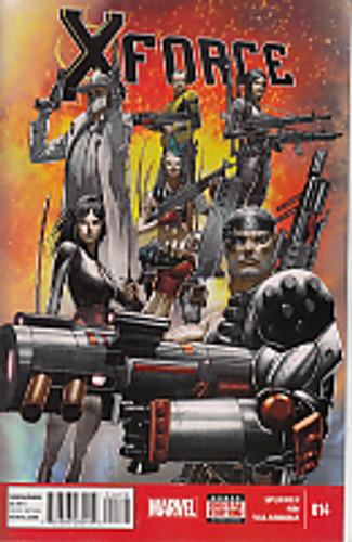 X-Force # 14