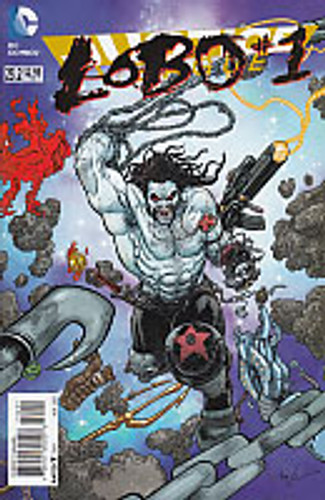 Justice League: Lobo #1 - Issue # 23.2