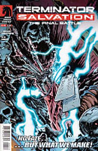 Terminator Salvation: Final Battle # 6 (of 12)