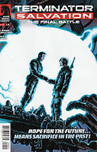 Terminator Salvation: Final Battle # 8 (of 12)