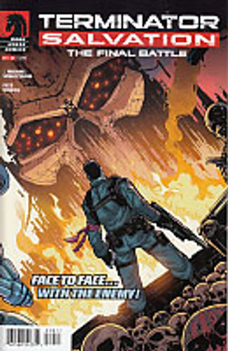 Terminator Salvation: Final Battle # 10 (of 12)