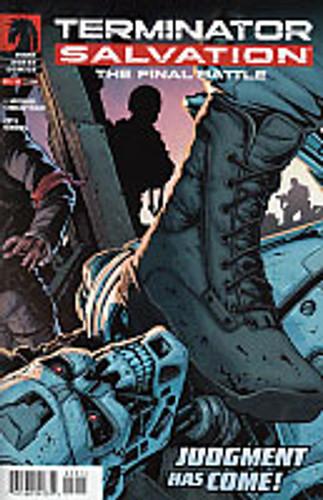 Terminator Salvation: Final Battle # 12 (of 12)