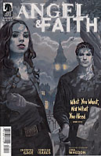 Angel and Faith # 25