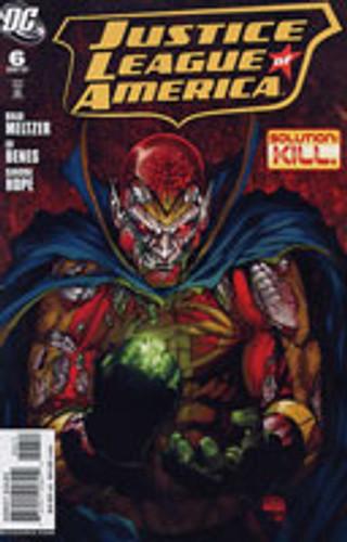 Justice League of America # 6a