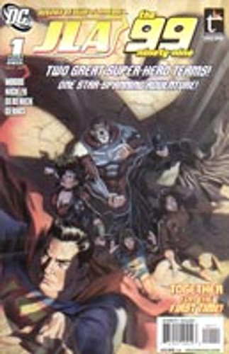 Justice League of America: and the ninety-nine # 1
