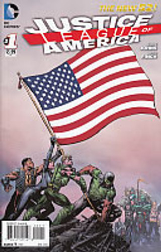 Justice League of America Vol 2. # 1