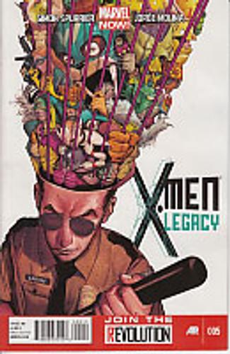 X-Men Legacy vol 2 # 5