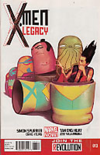 X-Men Legacy vol 2 # 13