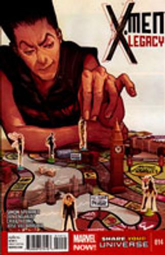 X-Men Legacy vol 2 # 14
