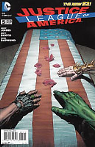 Justice League of America Vol 2. # 5